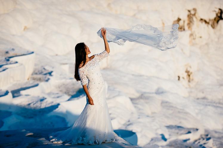 Wersja ślubna (fot. Kuba Głębicki)