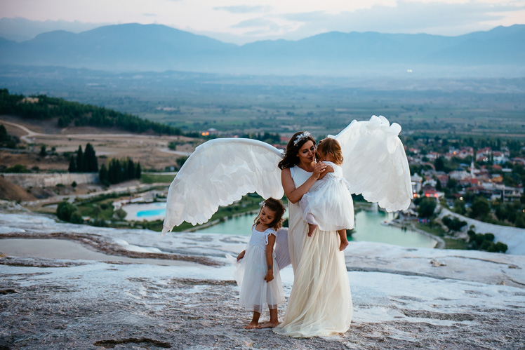 Wersja anielska (fot. Kuba Głębicki)