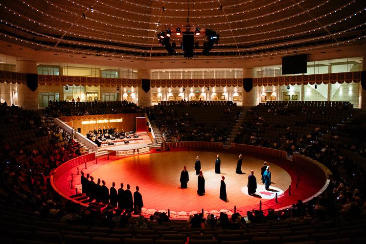 Ceremonia sema, Konya, fot. Kuba Głębicki
