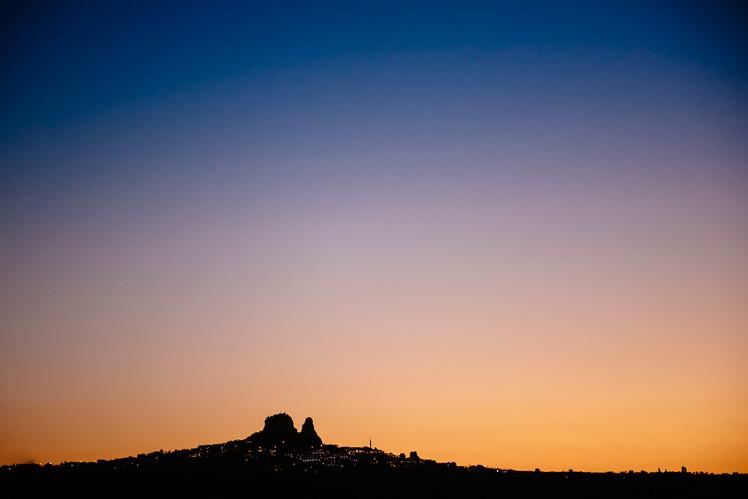 Widok z sunset point w Goreme, fot. Kuba Głębicki