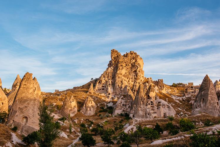 Zamek Üçhisar (fot. Kuba Głębicki)