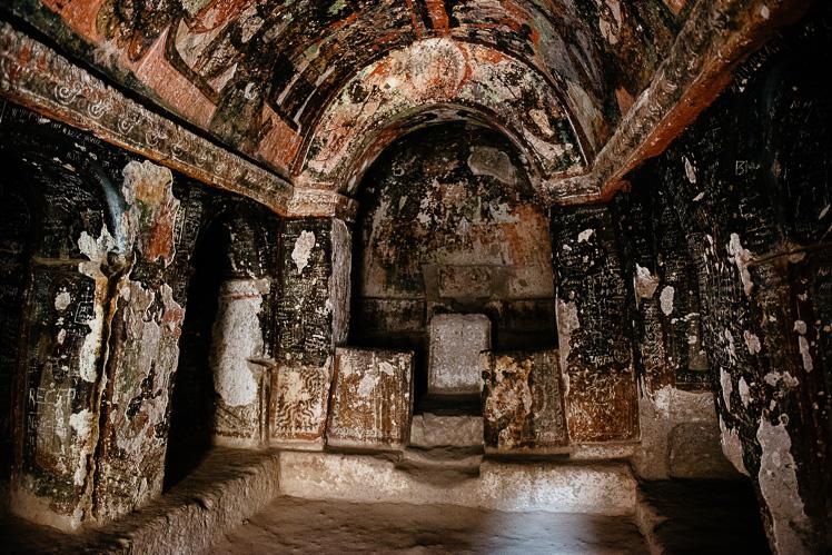 Kościółek w dolinie Soganli, fot. Kuba Głębicki