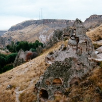 Zapomniane kościoły doliny Soğanlı