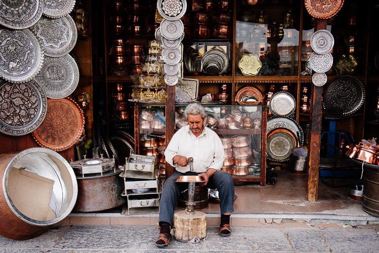 Na bazarze, fot. Kuba Głębicki