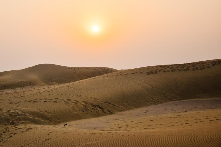 Zachód słońca (fot. Asia)