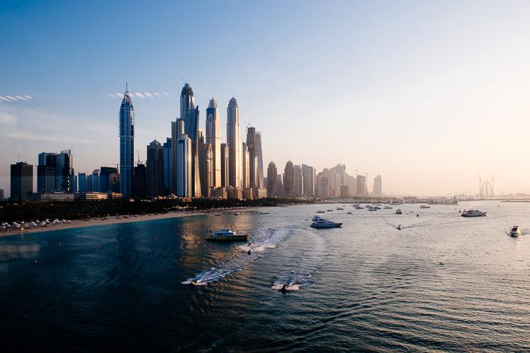 Dubaj dziś (fot. Kuba Głębicki)