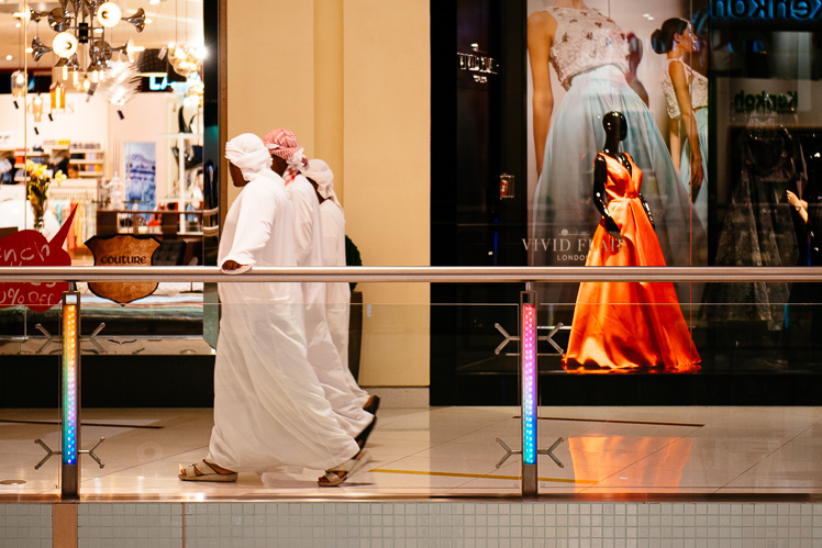 Dubai Mall (fot. Kuba Głębicki)
