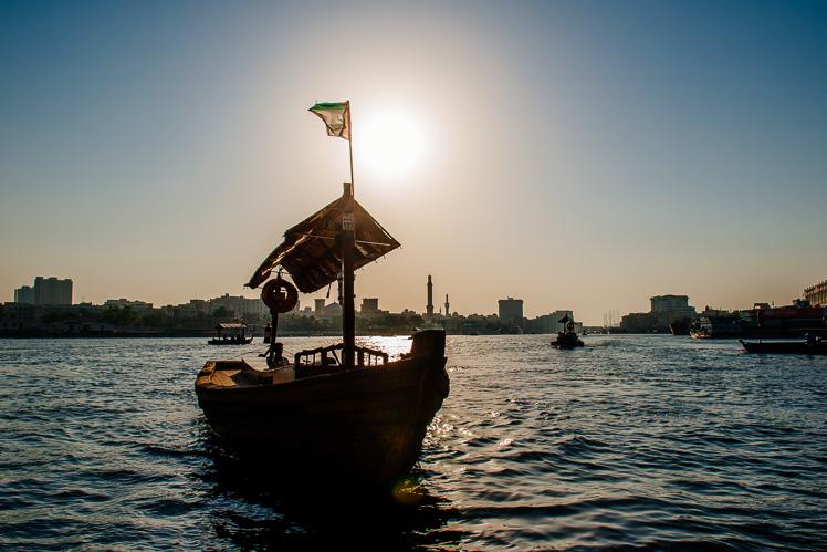 Old Dubai (fot. Kuba Głębicki)