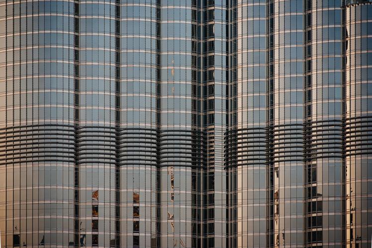 Burj Khalifa (fot. Kuba Głębicki)