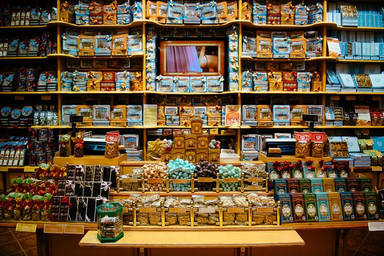 Francuskie słodycze (fot. Kuba Głębicki)