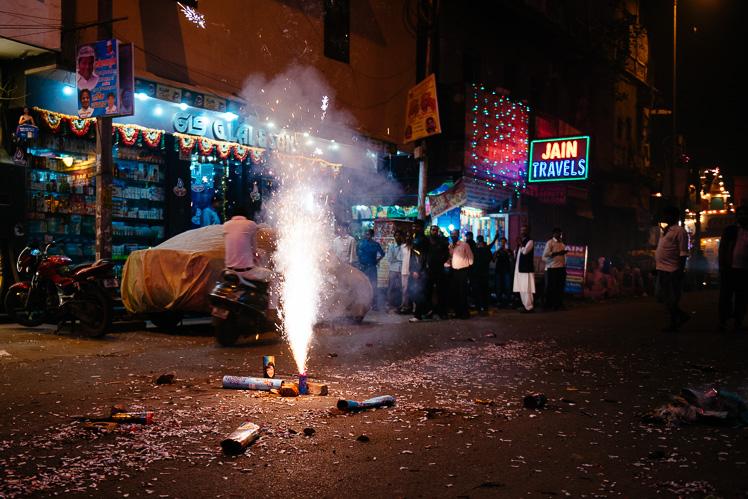Happy Diwali! (fot. Kuba Głębicki)