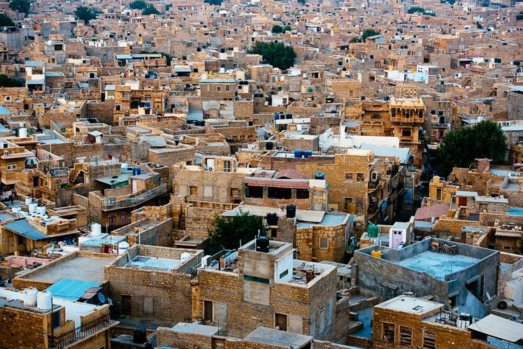 Jaisalmer (fot. Kuba Głębicki)