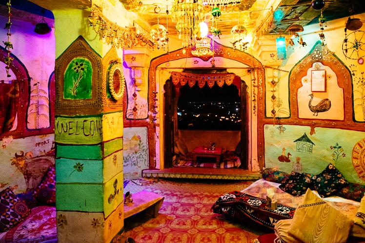 Nasz hotelik (Jaisalmer, pytajcie o Surya Paying Guesthouse)