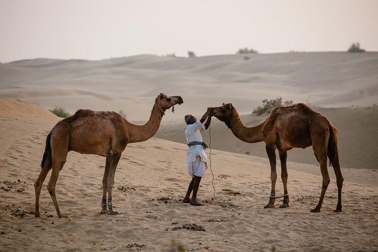 Na pustyni (fot. Kuba Głębicki