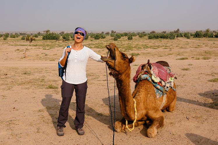 Kocham camele! (fot. Kuba Głębicki)