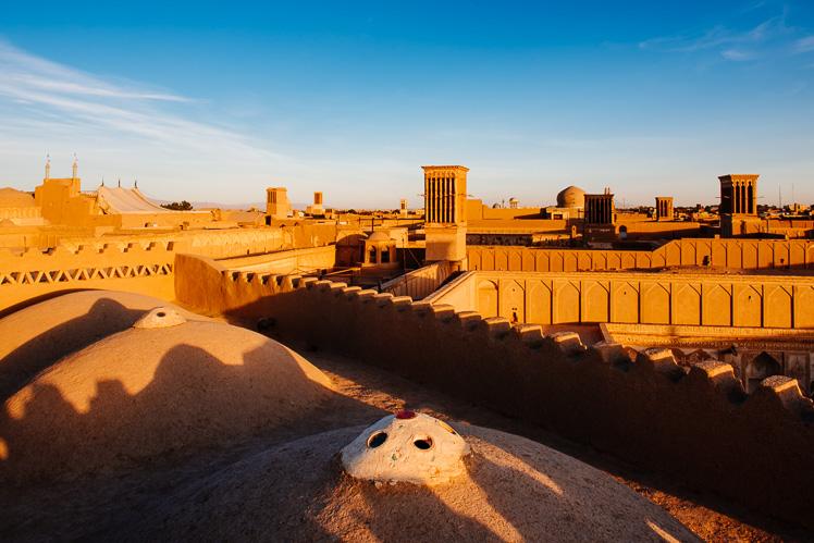 Typowy widok na Jazd (fot. Kuba Głębicki)