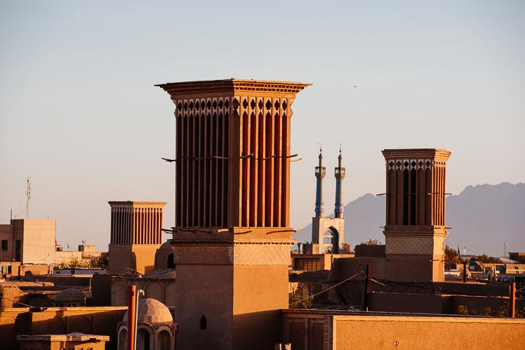 Charakterystyczne dachy Jazd, fot. Kuba Głębicki