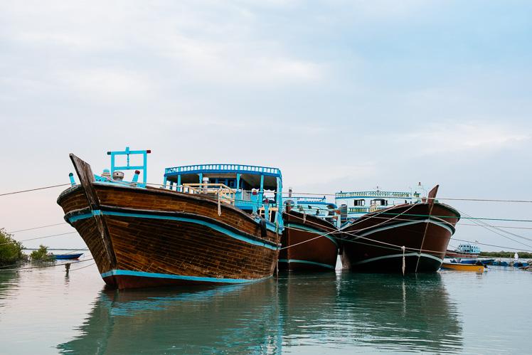 Gotowe łodzie (fot. Kuba Głębicki)
