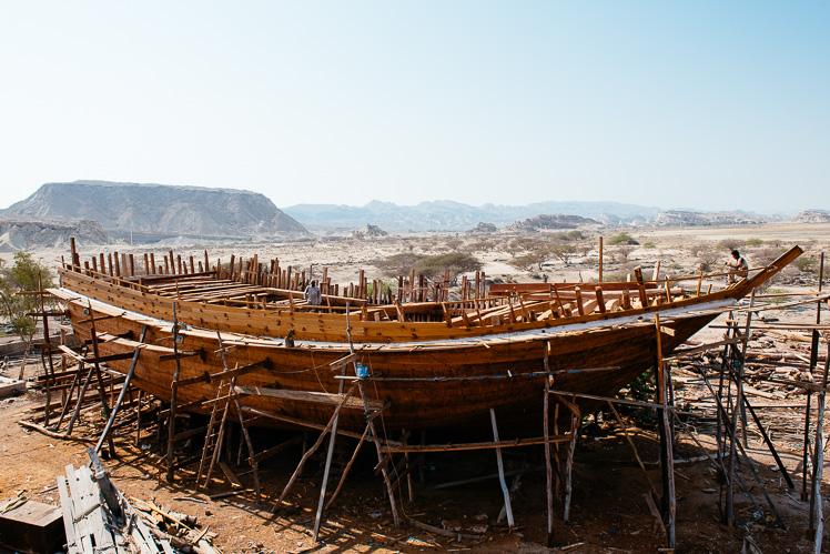 Arka Noego? (fot. Kuba Głębicki)