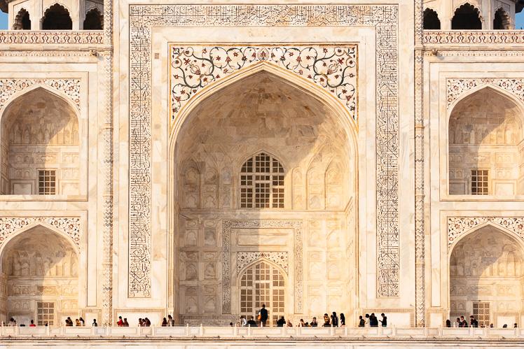 Taj Mahal, fot. Kuba Głębicki