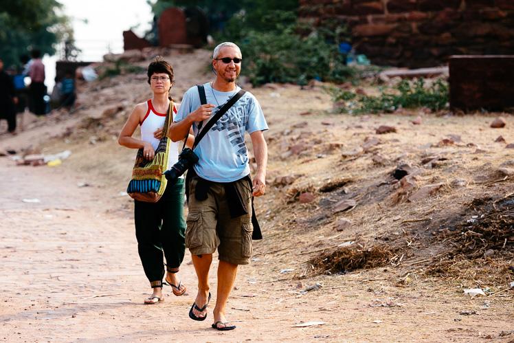 Podróznicy pobratymcy (fot. Kuba Głębicki)