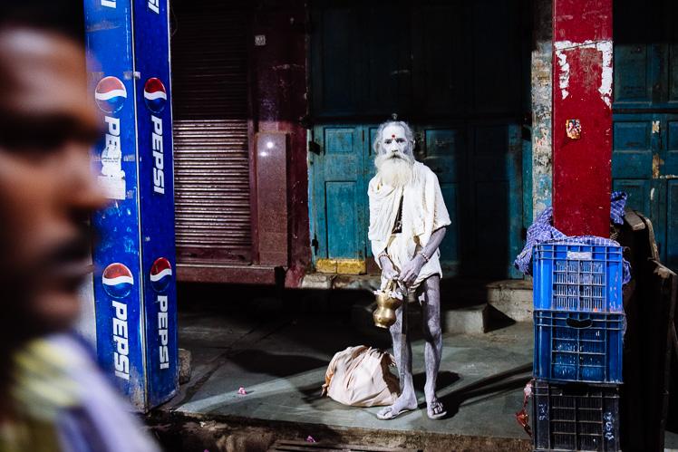 Sadhu, fot. Kuba Głębicki