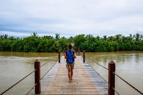 Most do raju (fot. Kuba Głębicki)