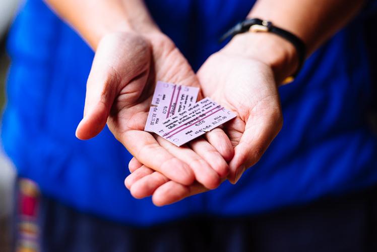 Bilety, fot. Kuba Głębicki