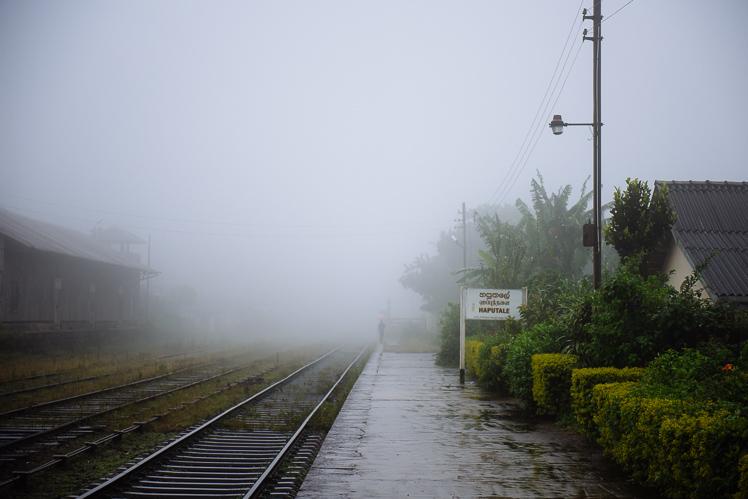 Mgła w Haputale, fot. Kuba Głębicki