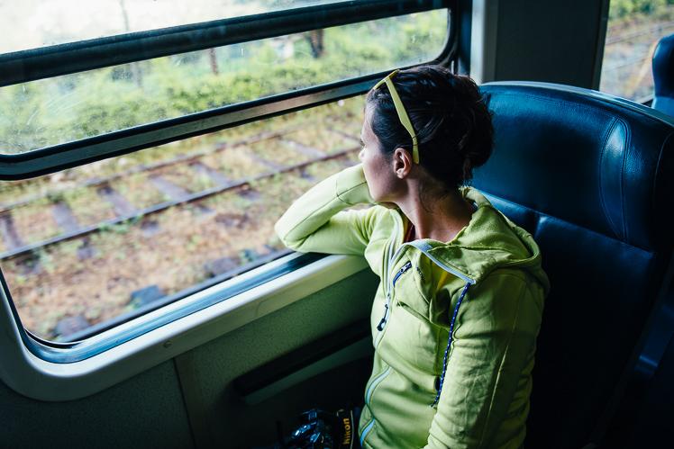 Pociąg do Kandy, fot. Kuba Głębicki