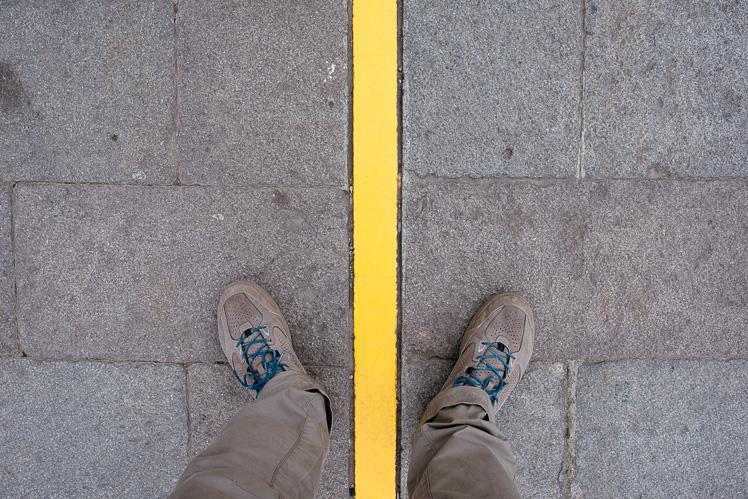Linia jest, ale czy to równik?