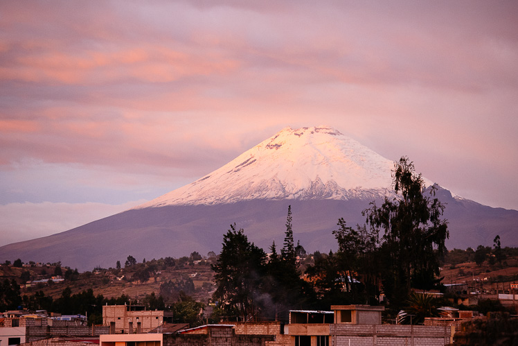 Wulkan Cotopaxi, fot. Kuba Głębicki