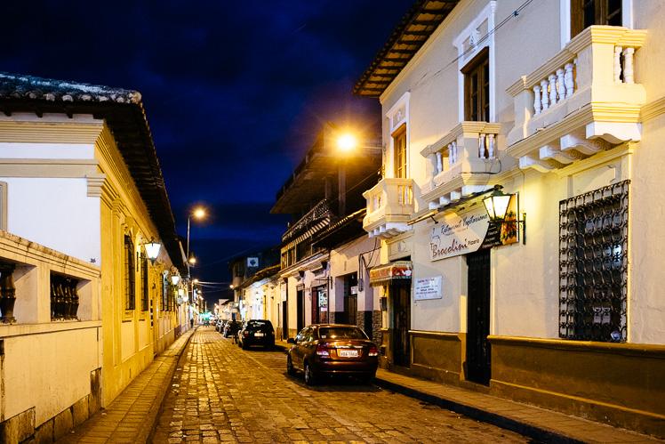 Latacunga, fot. Kuba Głębicki