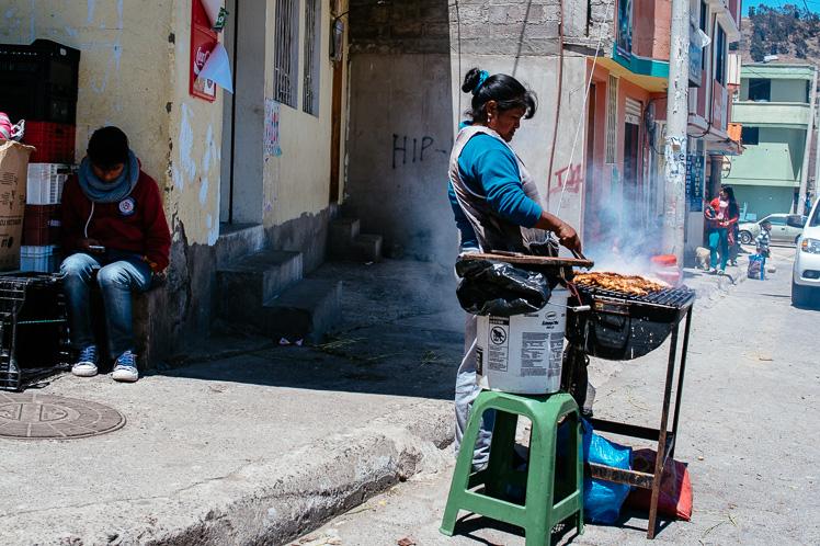 Zumbahua, fot. Kuba Głębicki