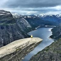 Norwegia III. Trolltunga