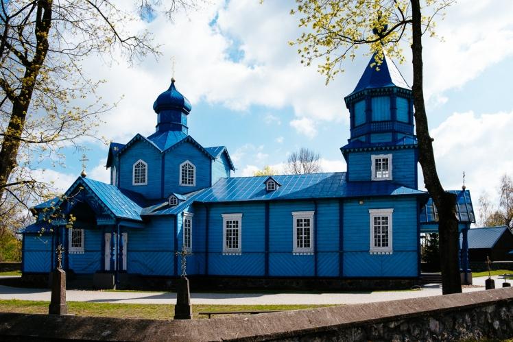 Cerkiew w Narwi, fot. Kuba Głębicki