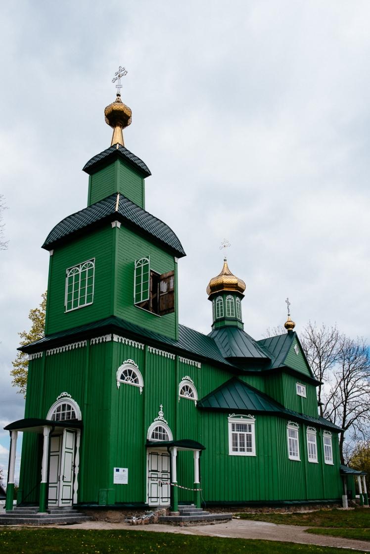 Cerkiew w Trześciance, fot. Kuba Głębicki