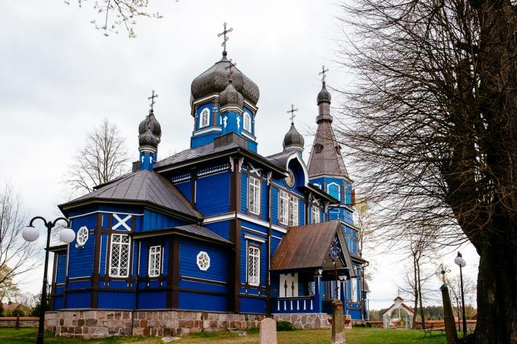Cerkiew w Puchłach, fot. Kuba Głębicki