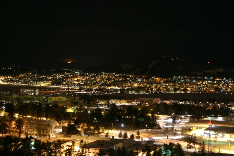 View from Arctura